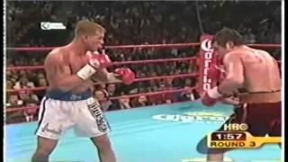 Arturo Gatti vs Oscar De La Hoya (Highlights)
