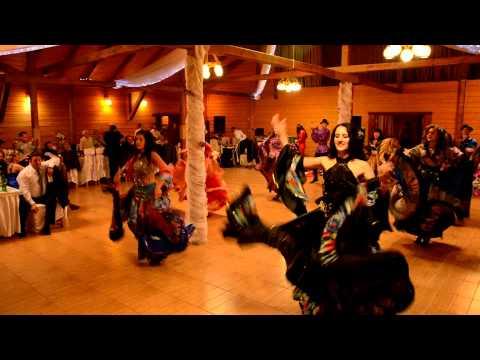 Циганська шоу програма на вашому весіллі, бенкеті, корпоративній вечірці