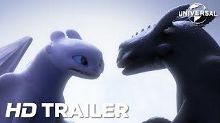 HOE TEM JE EEN DRAAK 3 | Officiële Trailer 2 (Universal Pictures) HD