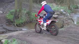 Full lap of the Tong Dead Easy Event and Practice 16/04/2017