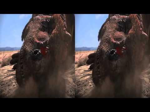 Sky 3D Italia: Anteprima di Planet Dinosaur 3D - Gli ultimi predatori