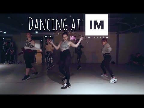 Dançando no 1MILLION / Dancing at 1MILLION!!