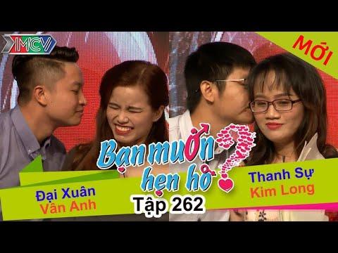 BẠN MUỐN HẸN HÒ | Tập 262 - FULL | Đại Xuân - Vân Anh | Thanh Sự - Kim Long | 160417