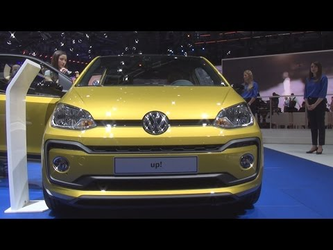 Volkswagen High Up! 1.0 TSI 90 hp (2016) Exterior and Interior in 3D