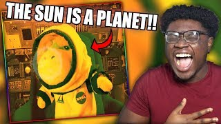 BOWSER JR. GOES TO SPACE! | SML Movie: Bowser Junior Goes To The Sun Reaction!!