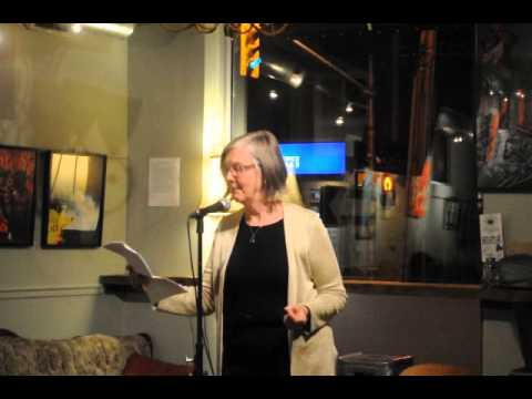 Frances Boyle Introduces Brecken Hancock