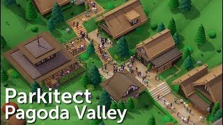 Parkitect Campaign (Part 18) - Pagoda Valley