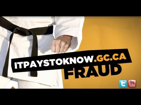 Video: Cool moves to protect yourself from fraud