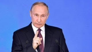 Russia's Putin threatens US with 'invincible' nuke