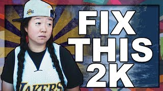 EVERYTHING WRONG WITH 2K18!! 2K19 DONT DO THIS!!
