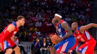 Kobe EMBARRASSES LeBron James 2013 All-Star Game