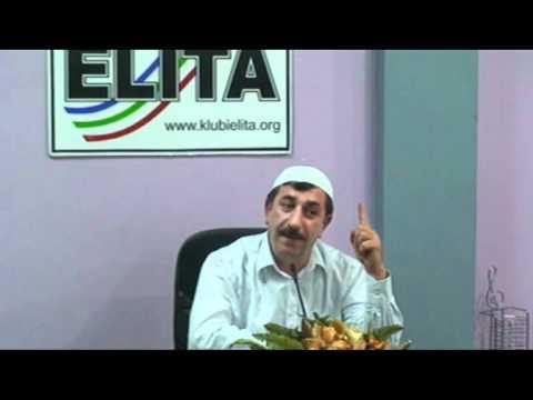 """Klubi ELITA - Ridvan KURTISHI - """" PUNA DHE ADHURIMI NË ISLAM """""""
