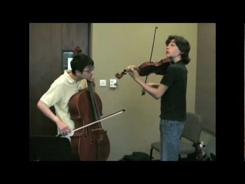 Baixar Let It Be - atles: Michael Province & Nathan Chan on Violin and Cello