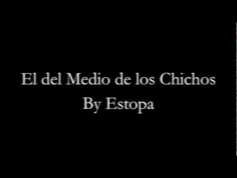 Estopa - El del Medio de Los Chichos (Lyrics on Screen) [Letra en pantalla]