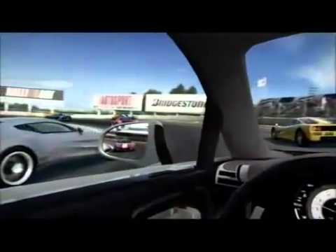 Forza Motorsport 4 HD Trailer (3D conversion) from YT3D