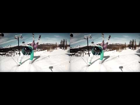 GoPro 3D: Skiing & Snowboarding in Mammoth