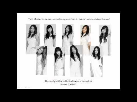 SNSD - Merry-Go-Round Lyrics [Rom/Eng]