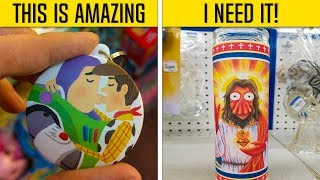 People Who Found The Most Unexpected Things In Thrift Stores