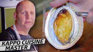 How Chef David Schlosser's Michelin-starred Omakase Tackles the Moray Eel — Omakase