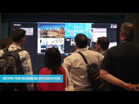 Prysm InfoComm 2016 - Highlights