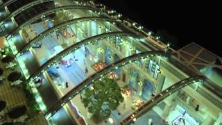بسرعة شاهد دبي تعلن عن تصميم خرافي لـ مول العالم أكبر مول ترفيهى على وجه الأرض
