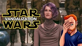 The Vandalization of Star Wars