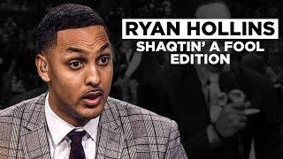 Ryan Hollins: Shaqtin' A Fool Edition