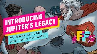 Introducing Netflix's Jupiter's Legacy | IGN Fan Fest 2021