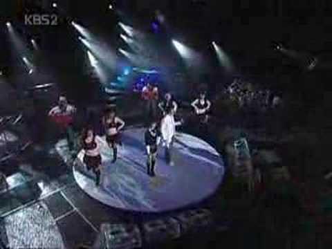 SG Wannabe.YongJun&BrownEyedGirls.Ga in-Must Have Love{Live}