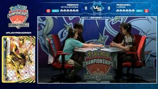 2017 Pokémon North American International Championships: TCG Senior Finals