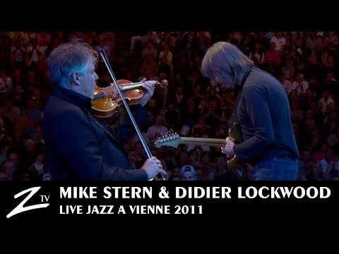 Mike Stern & Didier Lockwood | Tipatina's - Jazz à Vienne 2011 - LIVE HD