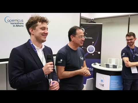 Copernicus hackathon highlights 2018