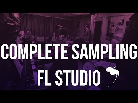 FL Studio Hip Hop Sampling Tutorial | @YoungKillah