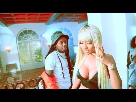 Lil' Wayne w/ Nicki Minaj hours before his seizures | High School Video 'Behind the Scenes'