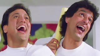 Aankhen | Comedy Scene | Movie In Parts (Part 3/17) | Govinda, Chunky Pandey | Arabic Subtitle (HD)