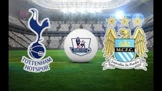 Tottenham vs Manchester City (1-3) || Premier League Live Play