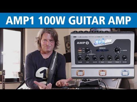 BluGuitar Thomas Blug Amp 1 Nano Tube 100W Guitar Amp