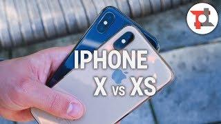 iPHONE XS vs iPHONE X: meglio risparmiare 350€? Confronto | ITA | TuttoTech
