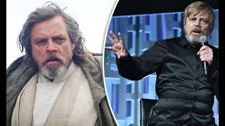 10mins of Mark Hamill being HONEST about The Last Jedi