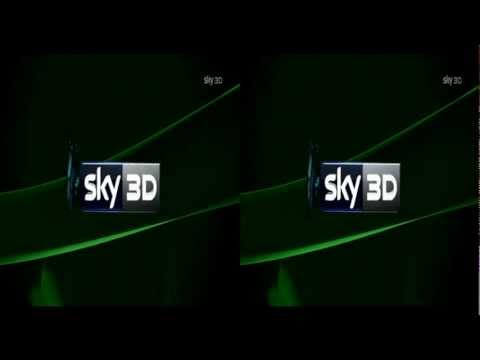 Sky 3D Italy - Ident - April 2012 King Of TV Sat