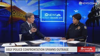 Phoenix Police Chief Jeri Williams discusses shoplifting incident that has led to public outcry