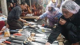 Chợ Viềng ở Nam Định - Phiên chợ đông nhất Việt Nam