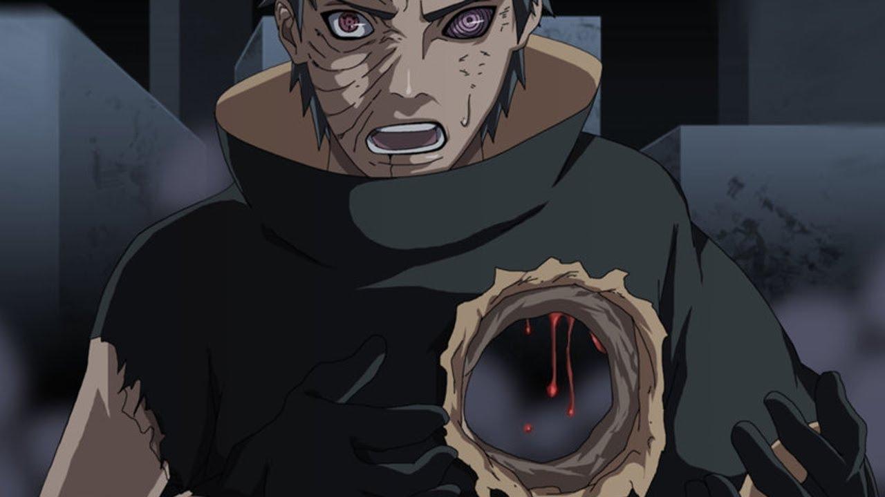 Naruto Kakashi Dies Obito Pierced b...