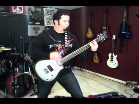 Trapt - Sound Off (cover)