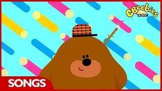CBeebies Songs | Hey Duggee | Stick Song