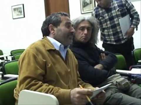 Incontro con i rappres  dell'amm ne e della cittadin    1  Forum Rofrano 02 04 2012