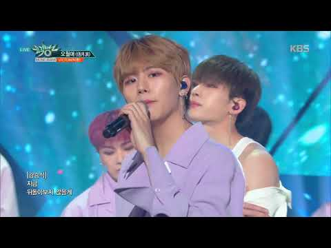 뮤직뱅크 Music Bank - 오월애(俉月哀) - VICTON(빅톤) (TIME OF SORROW - VICTON).20180615