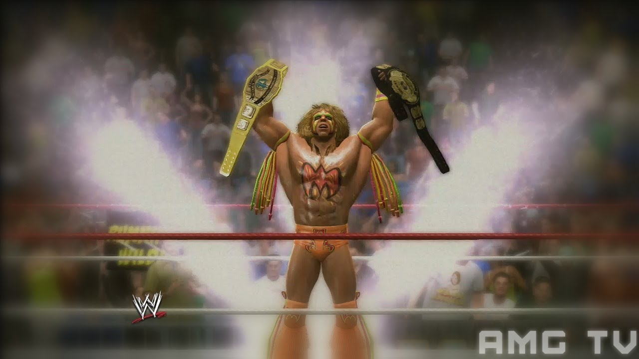WWE 2K14 - Ultimate Warrior Moment | WrestleMania VI - YouTube