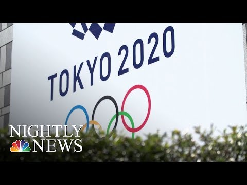 A Look Ahead To The 2020 Summer Olympics In Tokyo   NBC Nightly News