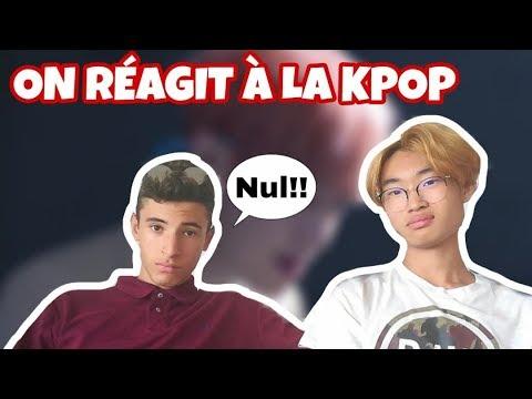 ON RÉAGIT A LA KPOP / KRAP !!  ( BTS, GOT7, Jay Park, Sik-K ...)